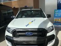 Bán Ford Ranger Wildtrak năm sản xuất 2018, màu trắng, xe nhập, giá 925tr