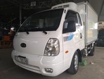 Cần bán Kia Bongo III thùng đông lạnh 2005, màu trắng, nhập khẩu, giá 230tr