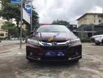 Bán ô tô Honda City 1.5AT đời 2016, màu đỏ, giá chỉ 536 triệu