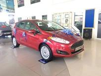 Giá xe Ford Fiesta 2018 rẻ nhất thị trường. Giảm tiền mặt trực tiếp, Ưu đãi: Phim 3M, camera hành trình, BHVC