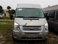 Cần bán Ford Transit SVP năm 2018, màu bạc