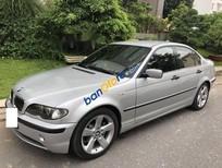 Cần bán BMW 3 Series 325i 2005, màu bạc, giá tốt