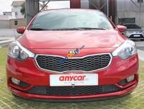 Cần bán xe Kia K3 1.6AT sản xuất 2015, màu đỏ