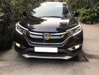 Cần bán xe Honda Crv 2017 màu đen, bản full 2.4AT