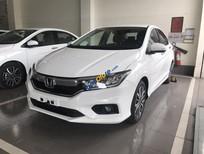 Bán Honda City G năm 2018, màu trắng, 559tr