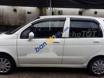 Cần bán gấp Daewoo Matiz năm 2004, màu trắng, giá tốt