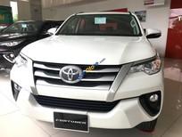Cần bán rất gấp xe Toyota Fortuner 2.4G MT sản xuất 2018, màu bạc