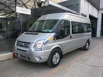 Giá xe Transit Luxury rẻ nhất thị trường, giảm tiền mặt trực tiếp. Ưu đãi thêm: Hộp đen, lót sàn, bọc trần
