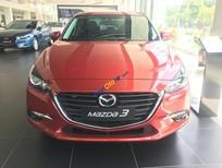Bán Mazda 3 FL 2018 giá cực sâu, trả góp 90% lãi suất 0.6%, sẵn xe giao ngay. LH 0981.485.819 để nhận ngay CTKM T7