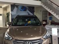 Bán xe Hyundai Santafe xăng full đặc biệt màu nâu giao ngay - 0979151884 - gọi ngay có giá tốt