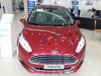 Cần bán xe Ford Fiesta 1.5 AT năm 2018, màu đỏ, mới 100%
