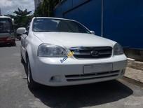 Bán ô tô Daewoo Lacetti năm 2010, màu trắng chính chủ, giá tốt 225triệu