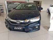 Bán Honda City G sản xuất năm 2018, màu xanh lam giá cạnh tranh