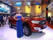 Bán ô tô Ford Everest 2.2L 4x2 Titanium AT đời 2018, màu đỏ, nhập khẩu Thái, hỗ trợ trả góp lên đến 80%