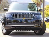 Cần bán xe LandRover Range Rover HSE 3.0 năm sản xuất 2018, màu đen, xe nhập