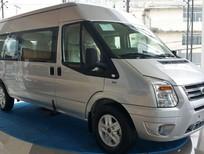 Bán Ford Transit SVP năm 2018, màu bạc
