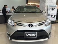 Bán Toyota Vios 1.5E khuyến mại hấp dẫn, giao xe ngay, hỗ trợ vay lãi suất 3,99%