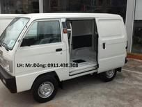 Bán xe su cóc - Suzuki Blind Van tại Quảng Ninh giá rẻ