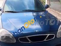 Bán ô tô Daewoo Nubira năm 2002, màu xanh lam
