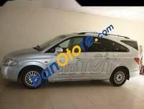 Cần bán gấp Ssangyong Stavic đời 2008, màu bạc, xe nhập