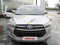 Cần bán xe Toyota Innova 2.0 E MT năm 2016, màu bạc, biển Hà Nội, 699 triệu