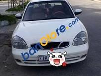 Bán Daewoo Nubira 2001, màu trắng, giá chỉ 95 triệu