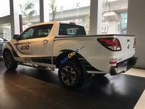 Bán xe Mazda BT 50 2.2L MT sản xuất 2018, màu trắng - Hotline: 0968596682