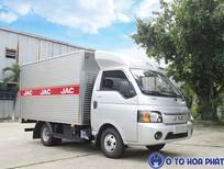 Xe tải Jac 1T25 X125 thùng 3.3m Euro 4, giá tốt nhất tại Bình Dương