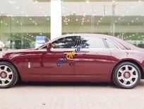 Bán ô tô Rolls-Royce Ghost sản xuất 2010, màu đỏ, nhập khẩu nguyên chiếc chính chủ