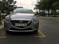 Bán Mazda 2 sản xuất 2016, màu xám, máy êm ru
