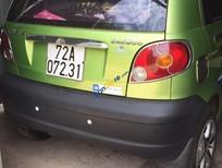 Bán ô tô Daewoo Matiz SE sản xuất 2004, màu xanh, máy êm