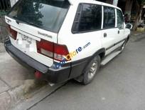 Cần bán lại xe Ssangyong Musso năm sản xuất 2003, màu trắng