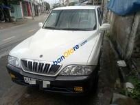 Bán xe Ssangyong Musso sản xuất 2003, chạy dầu tiết kiệm