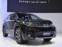 Honda CR-V 2018 giao xe sớm nhất, nhiều quà tặng, hỗ trợ trả góp 90% - LH 0986 944 123