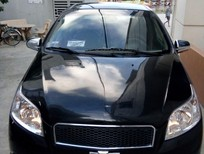 Bán Chevrolet Aveo LTZ (sô tự động)  sản xuất 2015, màu đen, giá tốt