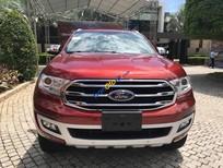 Bán xe Ford Everest Titanium, Trend và Ambiente 2018, xe du lịch 7 chỗ nhập khẩu từ Thái, LH: 0918889278