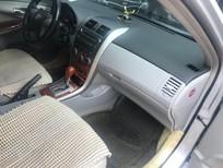 Cần bán lại xe Toyota Corolla altis Xli đời 2011, màu bạc