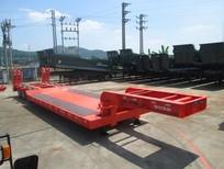 Bán Mooc sàn võng 7m,3 trục,40 tấn, dài 15m,(chở xe, máy chuyên dùng),giá gốc,xe có sẵn.