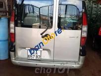 Cần bán lại xe Fiat Doblo năm sản xuất 2010, màu bạc