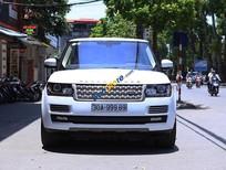 Bán ô tô LandRover Range Rover Autobiography LWB năm sản xuất 2013, màu trắng, nhập khẩu