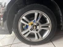 Cần bán gấp Chevrolet Aveo LTZ sản xuất 2017, màu đen, giá tốt