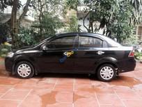 Cần bán xe Daewoo Gentra màu đen, xe không chạy taxi