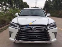 Bán ô tô Lexus LX 570 sản xuất năm 2017, màu trắng, nhập khẩu