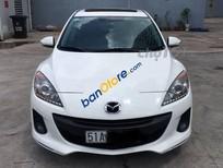 Cần bán gấp Mazda 3 1.6AT sản xuất năm 2013, màu trắng, 460 triệu