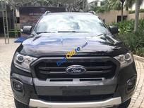 Cần bán xe Ford Ranger Wildtrak sản xuất 2018, màu đen, xe nhập, giá 950tr