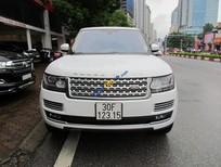 Cần bán LandRover Range Rover HSE sản xuất 2015, màu trắng, nhập khẩu