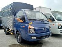 Bán xe Hyundai Porter H150 tải 1.5 tấn sản xuất 2018, màu xanh lam