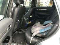 Bán Mazda CX-5 Facelift 2.0AT màu ghi xám, số tự động, sản xuất 2018, biển tỉnh model mới nhất lăn bánh 29000km