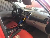 Cần bán xe Mitsubishi Triton đời 2012, màu đỏ, giá tốt