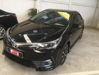 Corolla Altis đời 2.0 RS, đời 2017, màu đen, giá thương lượng